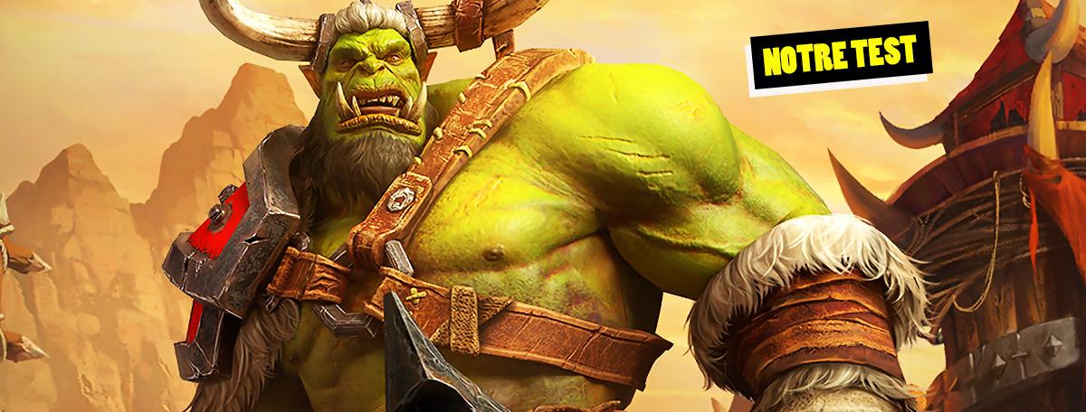 Test Warcraft 3 Reforged : le remaster qui fait un peu mal au culte...