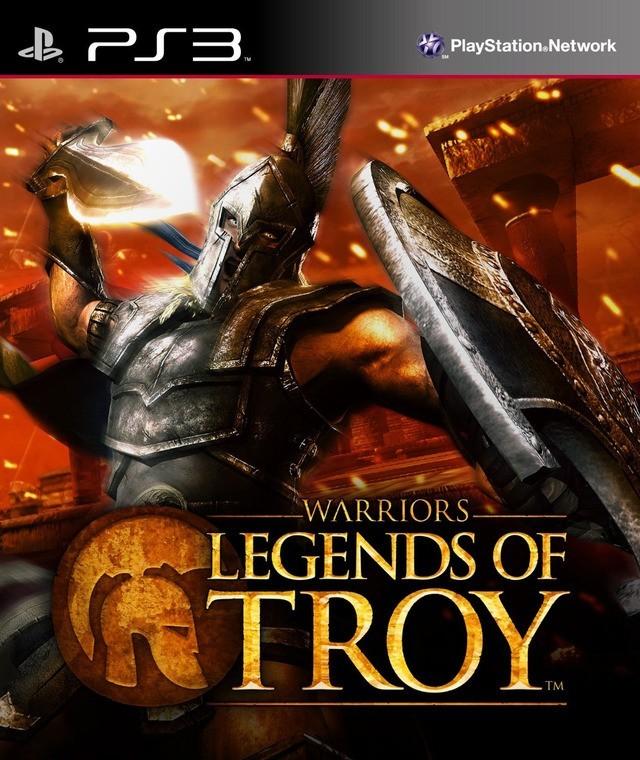 Warriors Legends Of Troy Gamespot: Jaquettes Warriors : Legends Of Troy