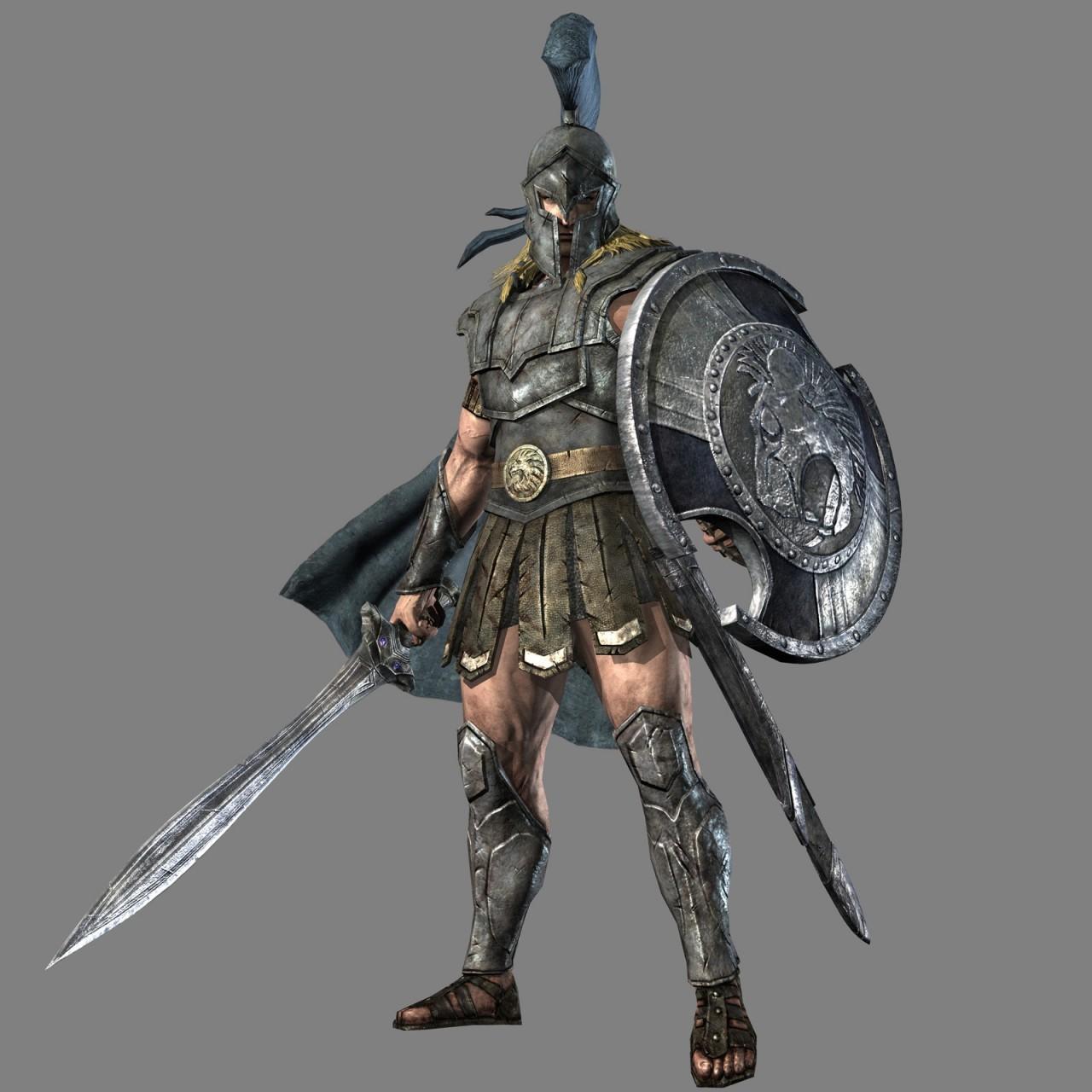 Artworks Warriors : Legends Of Troy