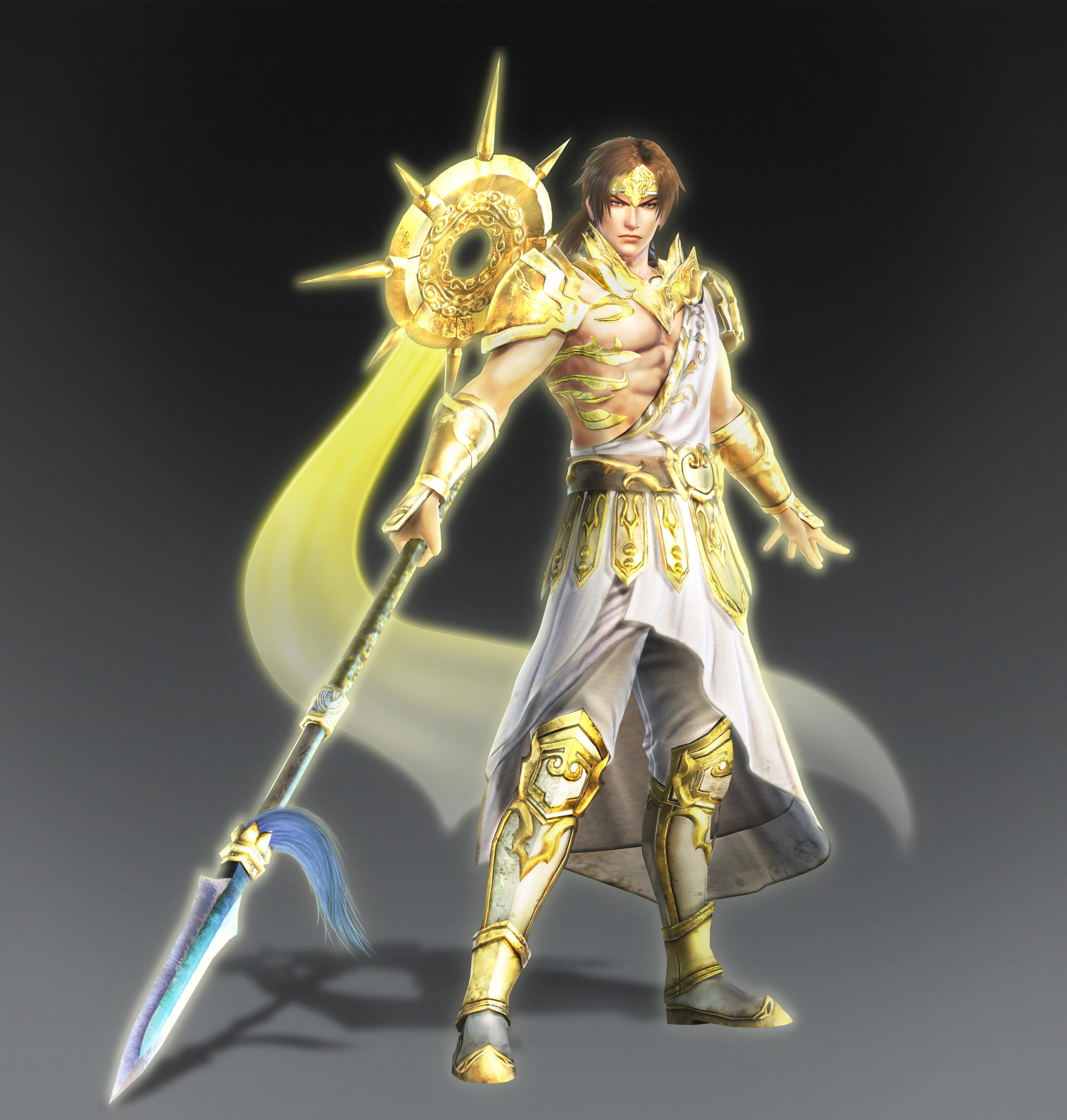 Warriors Orochi 4 Zeus: Artworks Warriors Orochi 4