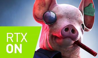 Watch Dogs Legion : un trailer de gameplay avec le RTX activé
