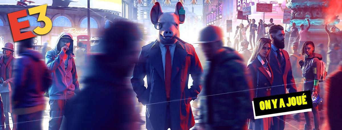 Watch Dogs Legion : plus d'ambition, moins de personnalité ? On y a joué