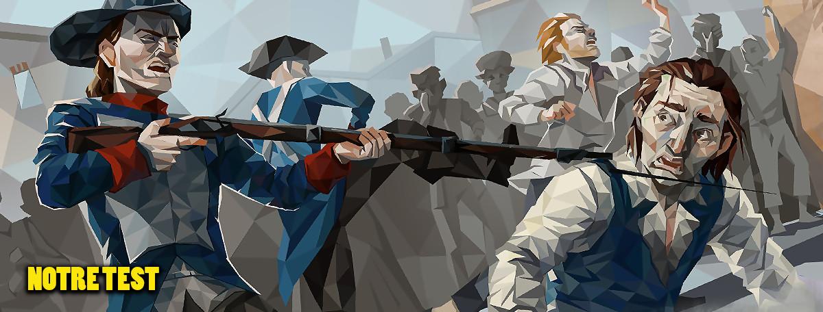 Test We. The Revolution : le couronnement ou la décapitation ?