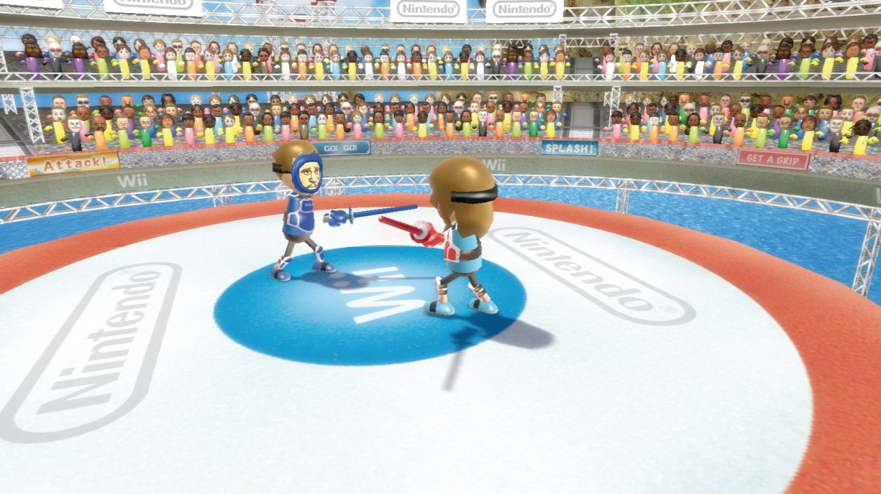 Images Wii Sports Resort