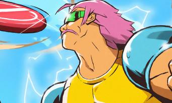 Windjammers 2 : trailer de gameplay sur PC et Nintendo Switch