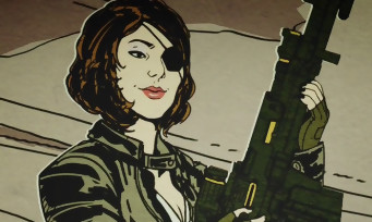 Wolfenstein 2 :  un trailer de gameplay du DLC avec l'agent Silent Death