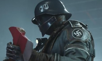 E3 2017 : gameplay trailer de Wolfenstein 2 The New Colossus