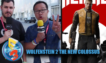 Wolfenstein 2 The New Colossus : on y a joué, une suite plus folle