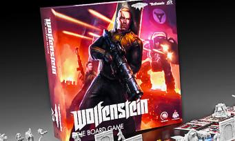 Wolfenstein : le jeu de plateau financé haut la main sur Kickstarter