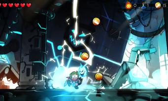 Wonder Boy : The Dragon s Trap