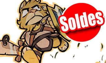 Wonder Boy The Dragon's Trap : voilà comment acheter le jeu à prix réduit