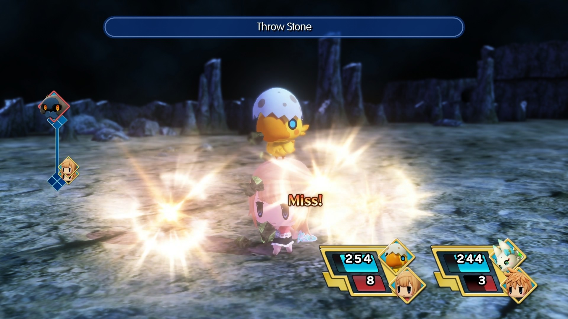 Test World Of Final Fantasy Sur Ps4 Et Xbox One Sur Ps Vita