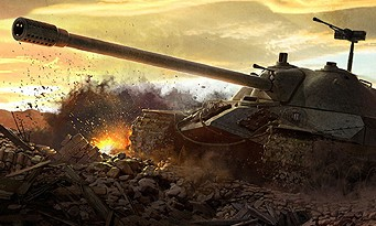World of Tanks : le trailer de l'E3 2013