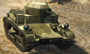 World of Tanks : trailer sur Xbox One