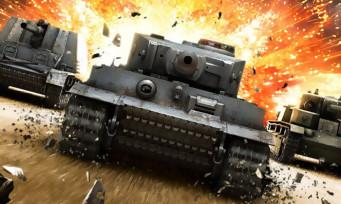 World of Tanks : la bêta sur PS4