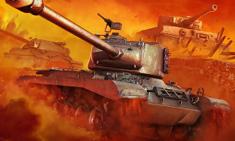 World of Tanks : trailer de gameplay en 4K pour la Xbox One X