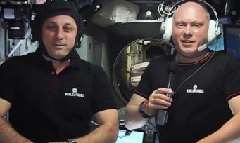 World of Tanks : une vidéo dans l'espace pour l'événement Bonus Stellar