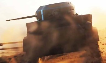 World of Tanks : un trailer explosif pour le mode Mercenaries