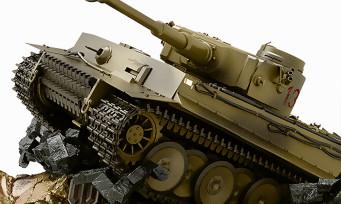 World of Tanks aura droit à un collector avec une figurine Tsume Art