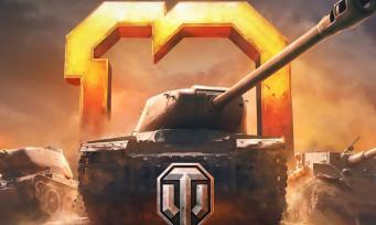 World of Tanks : le MMO fête ses dix ans, fête explosive à l'appui