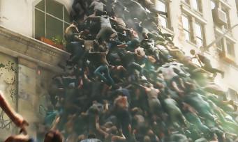 World War Z : un trailer de lancement rock'n roll et bien surchargé en zombies