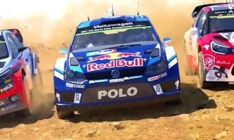 WRC 6 : trailer du mode écran splitté