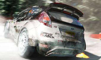 WRC 6 : un premier trailer tout en dérapage