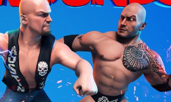 WWE 2K Battlegrounds : un premier trailer de gameplay