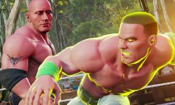 WWE 2K Battlegrounds : les modes de jeu présentés en vidéo