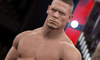 WWE 2K15 : gameplay trailer sur PS4