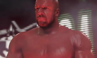 WWE 2K15 : un making of qui parle de la motion capture