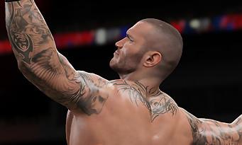 WWE 2K15 : une vidéo sur Xbox One et PS4