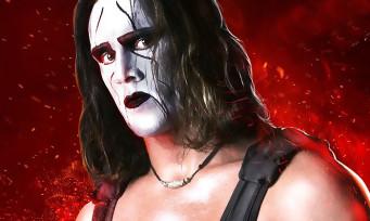 WWE 2K15 : le lancement avec Sting et Hulk Hogan