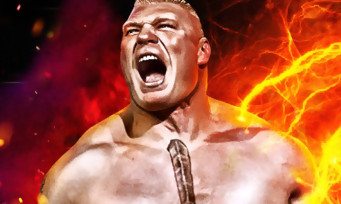 WWE 2K17 : un trailer qui présente le pack de nouveaux mouvements