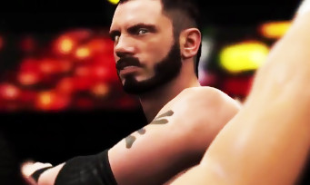 WWE 2K17 : trailer de gameplay des Superstars de la NXT et de la WWE