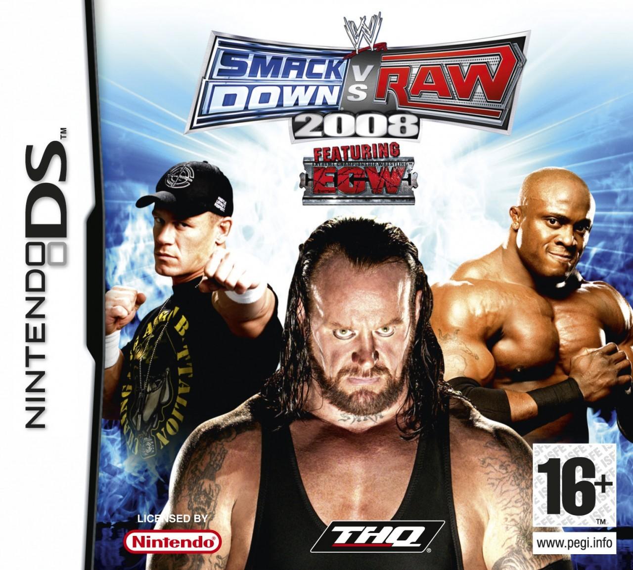 Wwe Smackdown Vs Raw 2007  Hot Girl Hd Wallpaper-2064