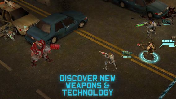 XCOM : Enemy Unknown