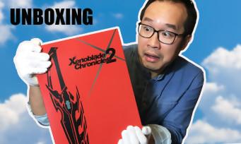 Xenoblade Chronicles 2 : faisons l'unboxing de l'édition collector à 90€
