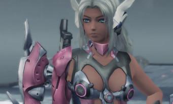 Xenoblade Chronicles X : Les seins ne seront pas ajustables sur la version europ