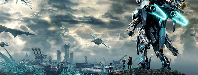Test Xenoblade Chronicles X sur Wii U