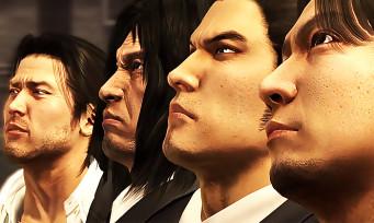 Yakuza 4 Remastered : un trailer tout en voltige pour l'arrivée du jeu sur PS4