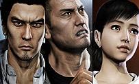 Yakuza 5 : gameplay video