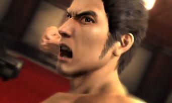 Yakuza 5 : trailer français sur PS3