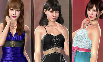 Yakuza 6 : trailer de gameplay avec les call-girls