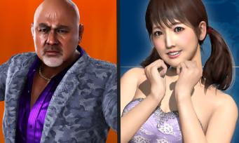 Yakuza Kiwami 2 : des hôtesses et des gangsters dans le Cabaret