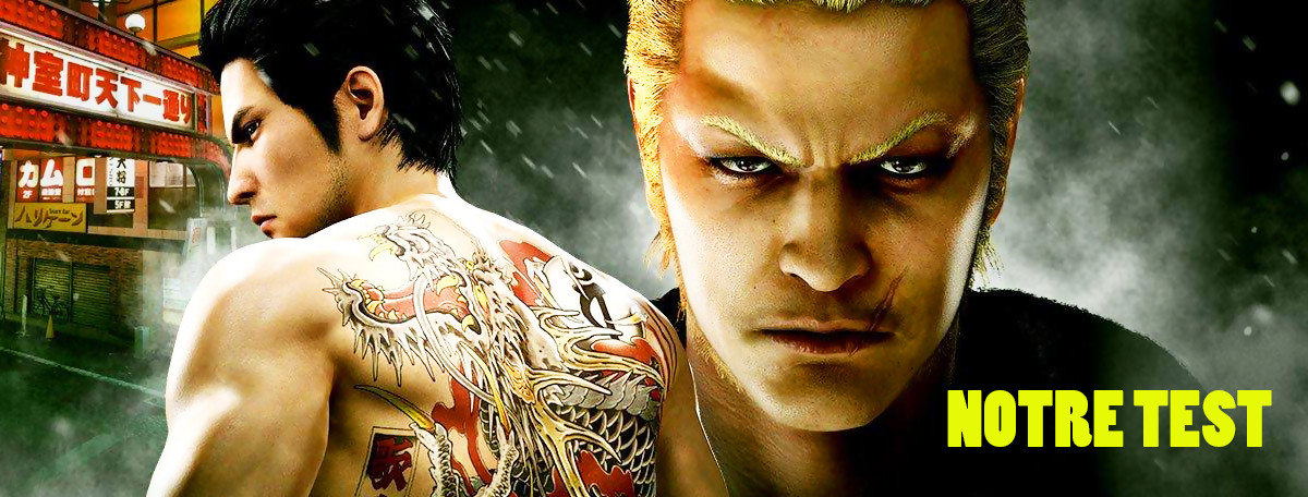 Test Yakuza Kiwami 2 sur PS4 : le remake taille patron !