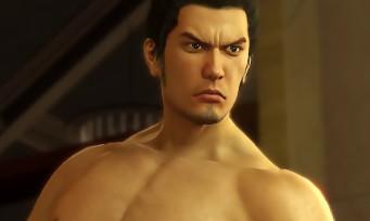Yakuza Kiwami : gameplay trailer sur PS4