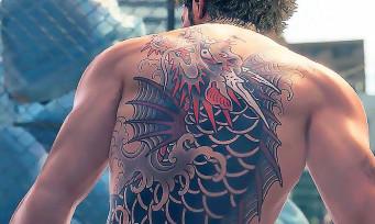 Yakuza Like a Dragon : un trailer de lancement qui détone sur PS5