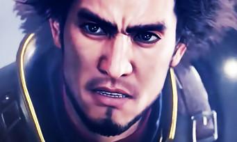 Yakuza Like a Dragon : un trailer complètement déjanté