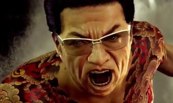 Yakuza Zero : trailer de gameplay à l'E3 2016